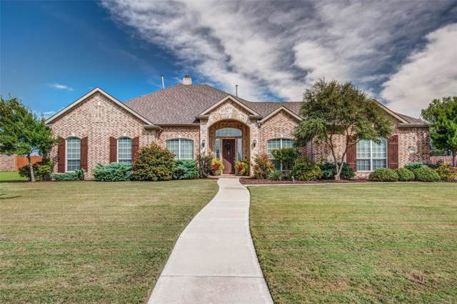 1336 Diamond Back Lane, Fort Worth, TX 76052 (MLS #14211474) :: Tanika Donnell Realty Group