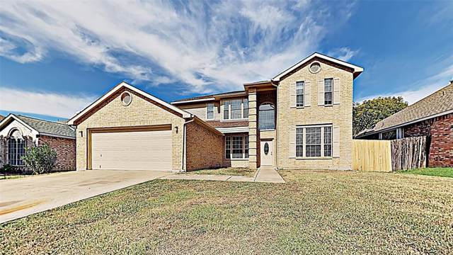 801 Blossomwood Drive, Arlington, TX 76017 (MLS #14211480) :: Tanika Donnell Realty Group