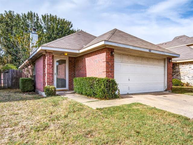 822 Astaire Avenue, Duncanville, TX 75137 (MLS #14211484) :: Tanika Donnell Realty Group