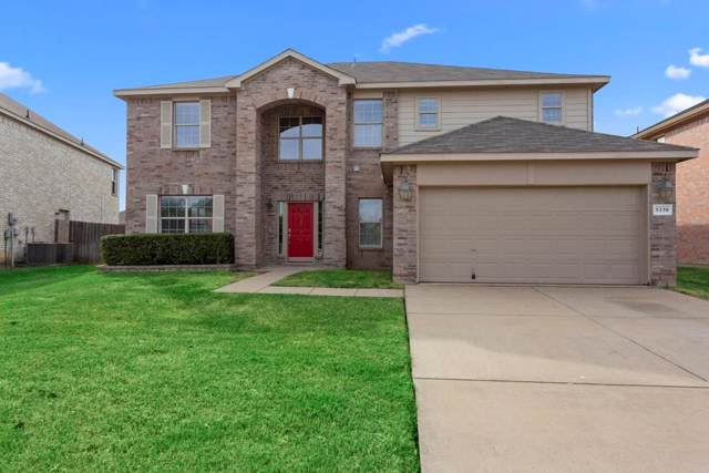 5339 Duval Drive, Grand Prairie, TX 75052 (MLS #14211490) :: Tanika Donnell Realty Group