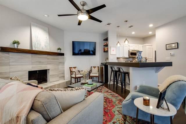 5740 Martel Avenue A13, Dallas, TX 75206 (MLS #14211525) :: Baldree Home Team