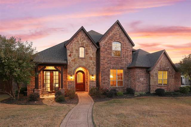 3017 Mulholland Street, Highland Village, TX 75077 (MLS #14211527) :: RE/MAX Town & Country