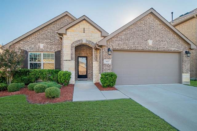3437 Daylight Drive, Little Elm, TX 75068 (MLS #14211532) :: The Real Estate Station