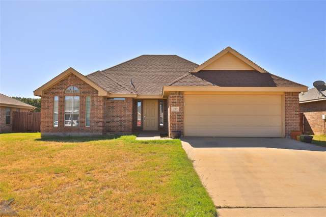 257 Sugarberry Avenue, Abilene, TX 79602 (MLS #14211542) :: All Cities Realty