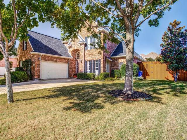 8401 Turnberry Street, Rowlett, TX 75089 (MLS #14211544) :: NewHomePrograms.com LLC