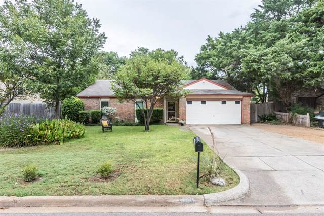 643 Heather Wood Drive, Grapevine, TX 76051 (MLS #14211545) :: The Chad Smith Team