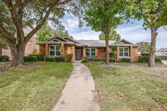 7809 Cornell Drive, Rowlett, TX 75088 (MLS #14211550) :: Van Poole Properties Group