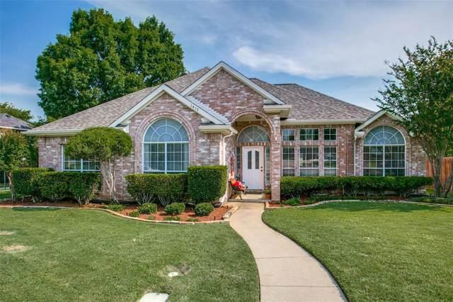 1417 Primrose Lane, Lewisville, TX 75077 (MLS #14211552) :: Van Poole Properties Group