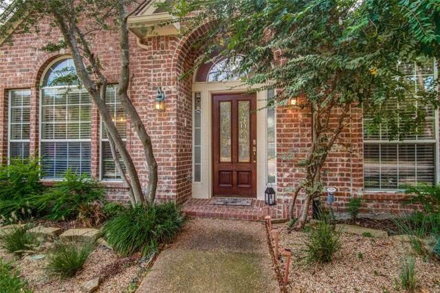 1303 Mills Court, Allen, TX 75013 (MLS #14211553) :: Tanika Donnell Realty Group