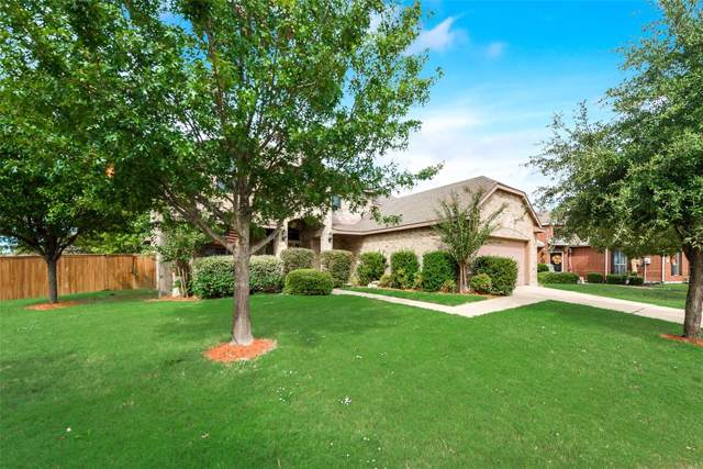 205 Fox Hollow Boulevard, Forney, TX 75126 (MLS #14211556) :: RE/MAX Town & Country