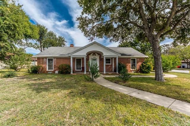 1628 Marion Drive, Garland, TX 75042 (MLS #14211564) :: Ann Carr Real Estate