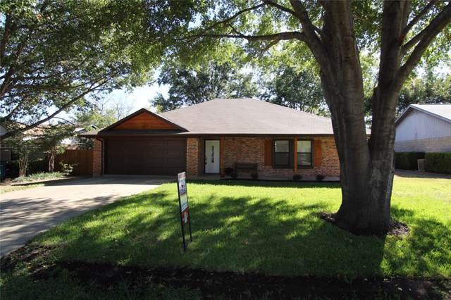 2509 Valley View Drive, Corinth, TX 76210 (MLS #14211565) :: The Chad Smith Team