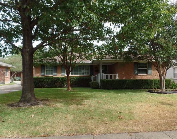 9236 Highridge Drive, Dallas, TX 75238 (MLS #14211570) :: Hargrove Realty Group