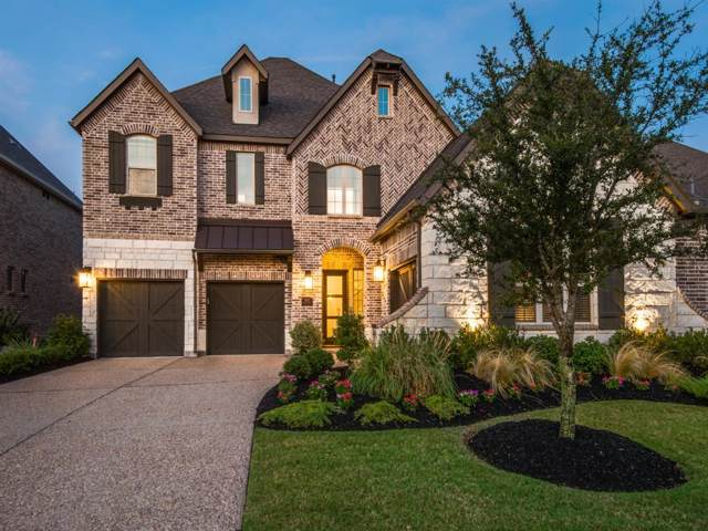 3532 Harvest Glen Drive, Frisco, TX 75034 (MLS #14211576) :: Tanika Donnell Realty Group