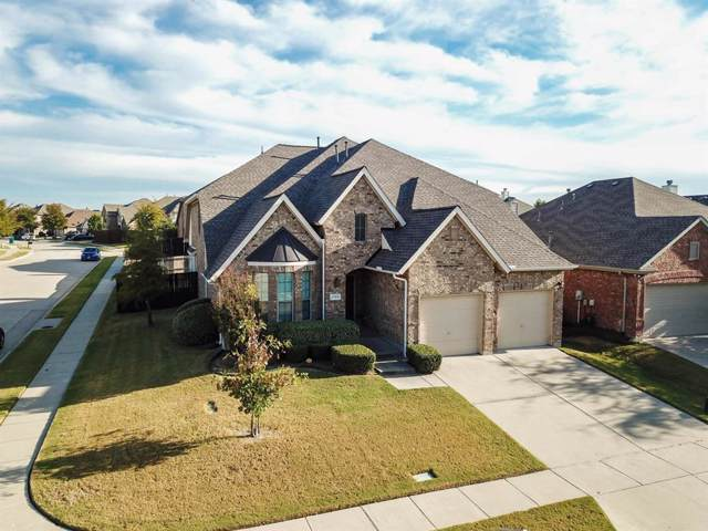 1705 Lake Way Drive, Little Elm, TX 75068 (MLS #14211583) :: The Mitchell Group
