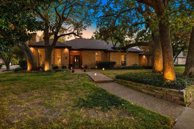 203 Tara Court, Coppell, TX 75019 (MLS #14211591) :: RE/MAX Town & Country