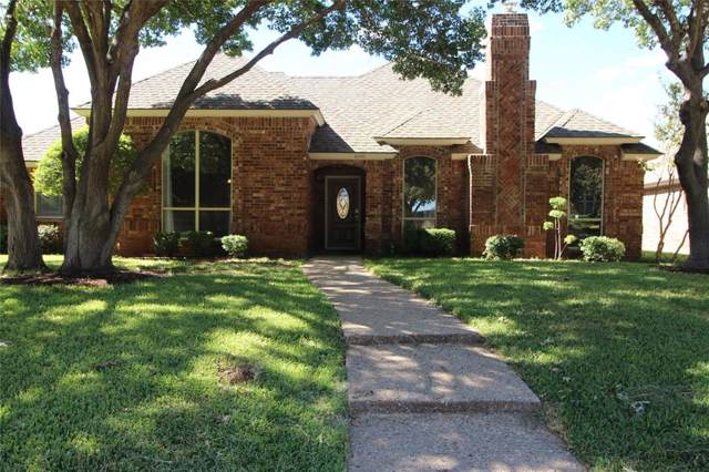 6410 Bay Hill Drive, Abilene, TX 79606 (MLS #14211592) :: The Tierny Jordan Network