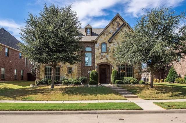 1621 Pecan Creek Lane, Allen, TX 75002 (MLS #14211595) :: The Good Home Team