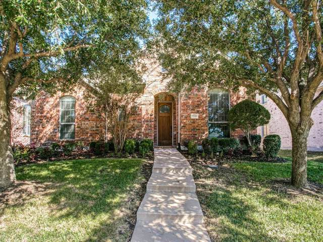 2856 Hidden Knoll Trail, Frisco, TX 75034 (MLS #14211597) :: Hargrove Realty Group