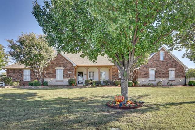 1312 Prairie Point Drive, Rhome, TX 76078 (MLS #14211598) :: The Chad Smith Team