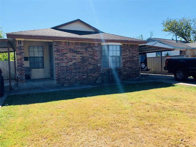1508 SE 18th Street, Mineral Wells, TX 76067 (MLS #14211602) :: Robbins Real Estate Group