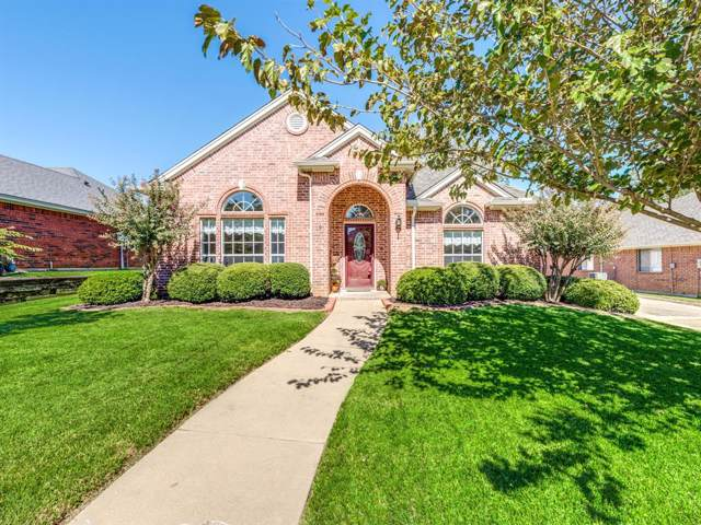 708 Highstar Court, Hurst, TX 76054 (MLS #14211616) :: Lynn Wilson with Keller Williams DFW/Southlake
