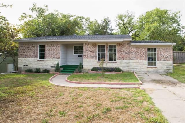 6730 Latta Street, Dallas, TX 75227 (MLS #14211639) :: Century 21 Judge Fite Company