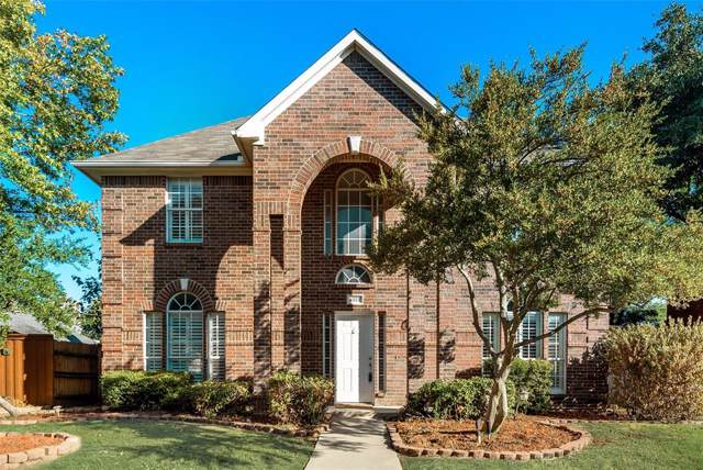 1325 Summertime Trail, Lewisville, TX 75067 (MLS #14211651) :: Hargrove Realty Group