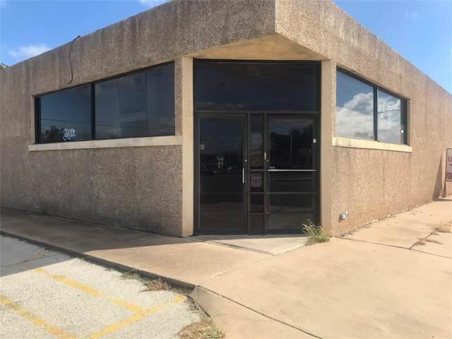500 W Walker Street, Breckenridge, TX 76424 (MLS #14211692) :: The Tonya Harbin Team