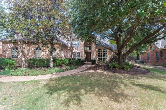 1050 Highland Oaks Drive, Southlake, TX 76092 (MLS #14211694) :: The Rhodes Team