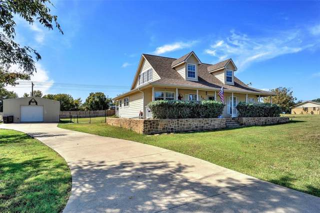 206 Cocopa Drive, Lake Kiowa, TX 76240 (MLS #14211695) :: The Hornburg Real Estate Group