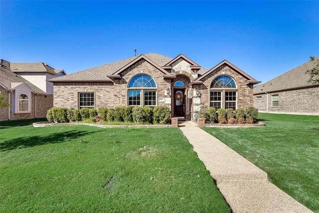 821 E Danbury Drive, Desoto, TX 75115 (MLS #14211697) :: Robbins Real Estate Group