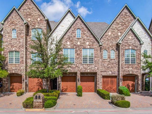 575 Rockingham Drive, Irving, TX 75063 (MLS #14211698) :: RE/MAX Town & Country