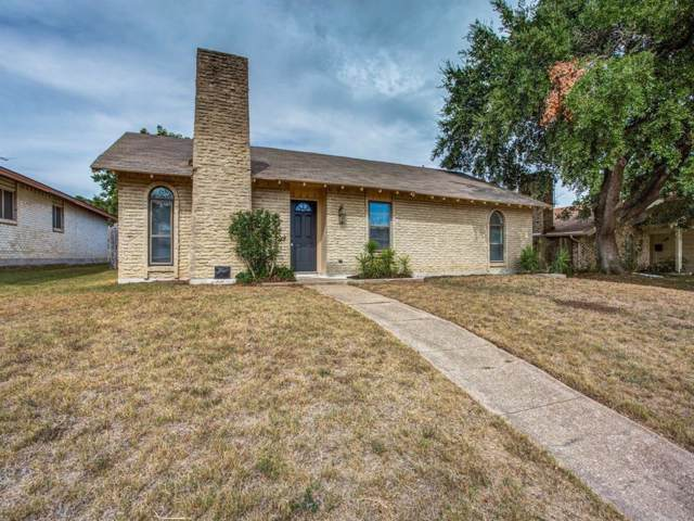 3221 Russwood Lane, Garland, TX 75044 (MLS #14211702) :: Van Poole Properties Group