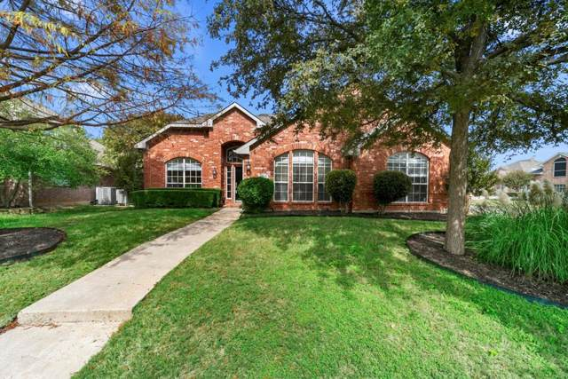 1300 Capstan Drive, Allen, TX 75013 (MLS #14211711) :: Vibrant Real Estate