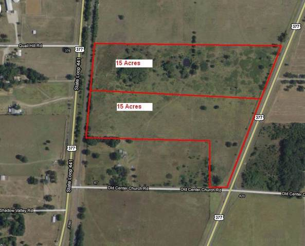 15AC Hwy 377, Collinsville, TX 76233 (MLS #14211762) :: The Rhodes Team