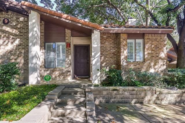 14151 Montfort Drive #208, Dallas, TX 75254 (MLS #14211766) :: Van Poole Properties Group