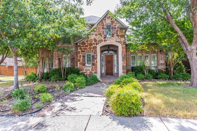 9727 Carriage Hill Lane, Frisco, TX 75035 (MLS #14211774) :: Hargrove Realty Group