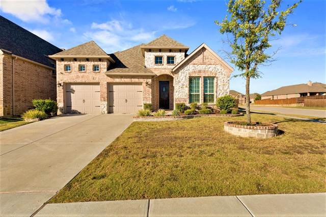 5400 Fringetree Drive, Mckinney, TX 75071 (MLS #14211790) :: The Chad Smith Team