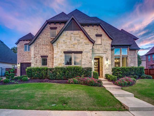 801 Giverny Lane, Southlake, TX 76092 (MLS #14211793) :: The Hornburg Real Estate Group