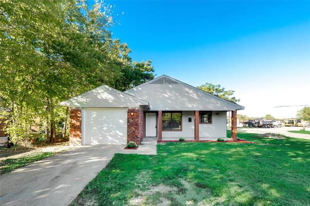 505 E 1st North Street, Kaufman, TX 75142 (MLS #14211797) :: North Texas Team | RE/MAX Lifestyle Property