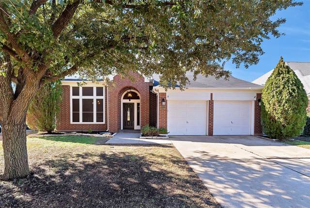 6612 High Brook Drive, Fort Worth, TX 76132 (MLS #14211800) :: Lynn Wilson with Keller Williams DFW/Southlake