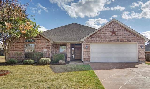 304 Lockwood Lane, Weatherford, TX 76087 (MLS #14211806) :: Century 21 Judge Fite Company