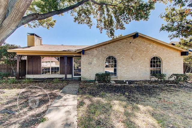 1730 Goliad Drive, Garland, TX 75042 (MLS #14211814) :: All Cities Realty