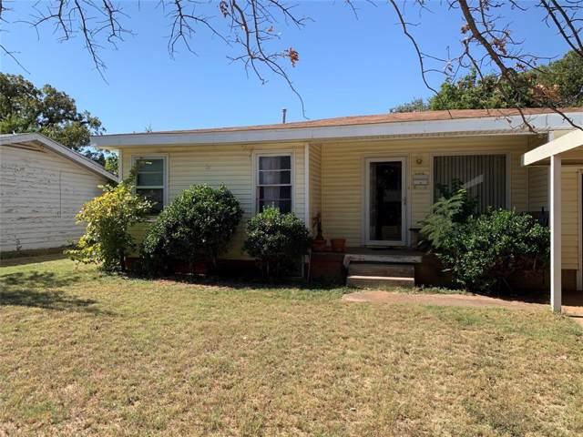242 Westridge Drive, Abilene, TX 79605 (MLS #14211821) :: Century 21 Judge Fite Company