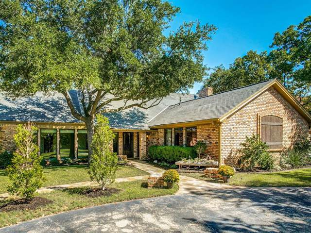2508 Norwood Drive, Hurst, TX 76054 (MLS #14211825) :: Robbins Real Estate Group
