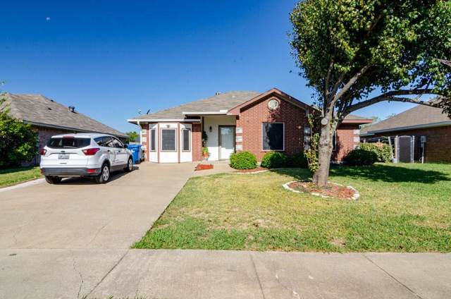 1209 Brittany Way, Seagoville, TX 75159 (MLS #14211846) :: The Hornburg Real Estate Group