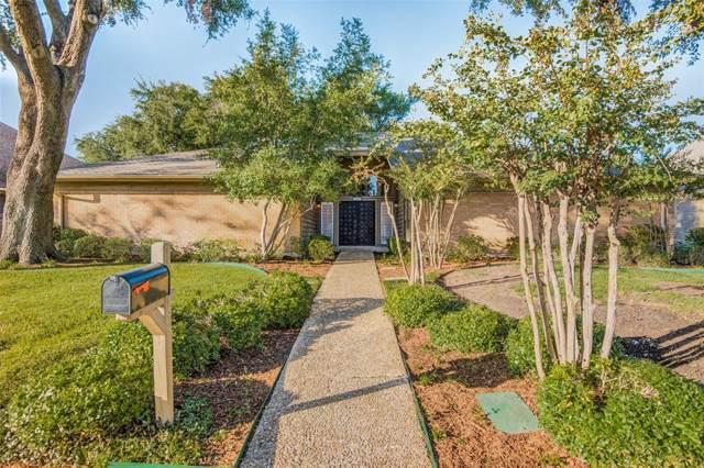7249 Holyoke Drive, Dallas, TX 75248 (MLS #14211854) :: Maegan Brest   Keller Williams Realty