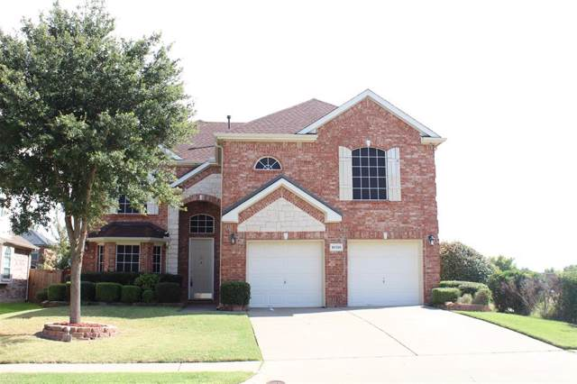 10318 Palmer Drive, Rowlett, TX 75089 (MLS #14211858) :: Van Poole Properties Group