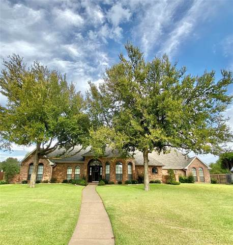 220 Suntide Drive, Sunnyvale, TX 75182 (MLS #14211862) :: Lynn Wilson with Keller Williams DFW/Southlake